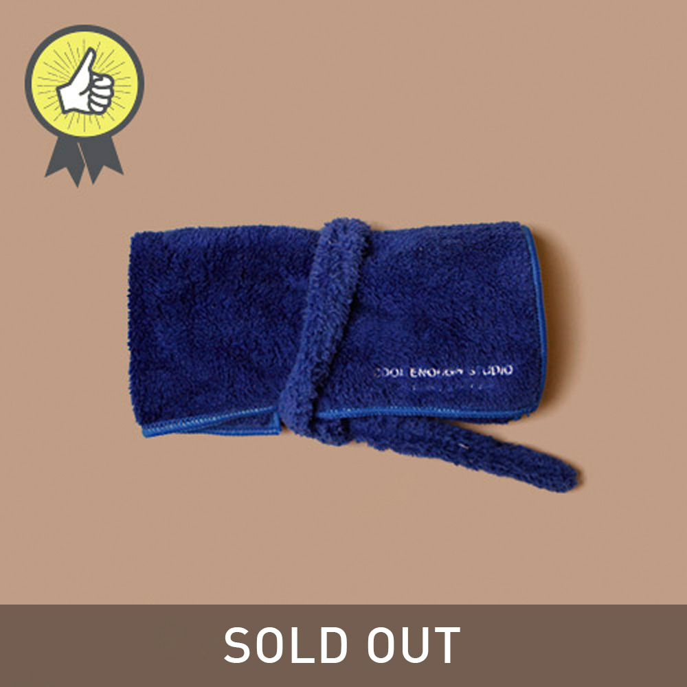 THE TOWEL [BLUE]